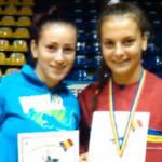 LUPTE: Diana Vlăsceanu, o elevă invincibilă! Aur la Naţionalele şcolar...
