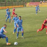 FOTBAL: FCM Târgovişte a terminat cu fruntea plecată ultima etapă a ca...