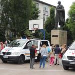ARGEŞ: 100 de copii au călătorit în lumea poliţiştilor şi au învăţat c...