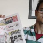 ANIVERSARE: MicNews, proiectul ambiţios al unor tineri proveniţi din o...