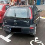 TUPEU: Şoferii ocupă abuziv parcările destinate persoanelor cu handica...