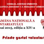 DÂMBOVIŢA: Manifestări multiple la Biblioteca Judeţeană, cu ocazia Săp...