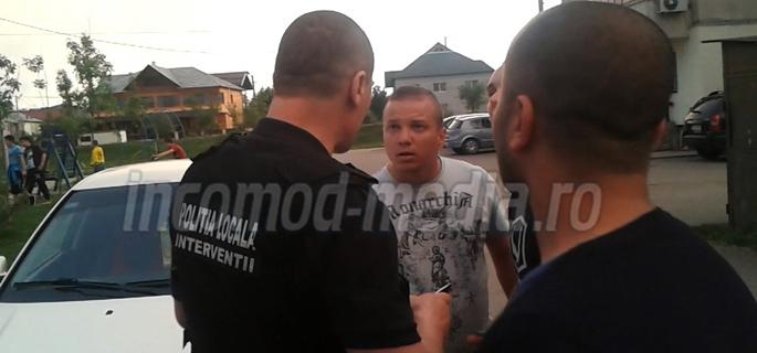 scandal Micro II, Politia Locala