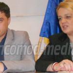 DÂMBOVIŢA: Preşedinta PPDD Simona Man este mulţumită de organizaţia co...