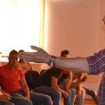 DÂMBOVIŢA: Vasile Lupaşc-Sfinteş şi-a prezentat la Răcari filmul &quot...