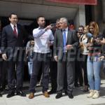 VICTOR PONTA: Nu ne întoarcem la vremurile lui Băsescu, cu ceartă în p...