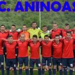 FOTBAL: FC Aninoasa, la al doilea titlu consecutiv în Liga a IV-a