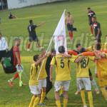 FOTBAL: Performanţă istorică! FC Aninoasa a urcat în Liga a 3-a