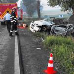 IALOMIŢA: Tragedie pe DN 21! Două persoane au murit fără vină strivite...