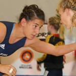 LUPTE: Adina Popescu, eliminată în optimi la Jocurile Europene