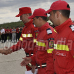 SUD MUNTENIA: Echipajele ISU şi-au testat tehnicile de intervenţie. Dâ...