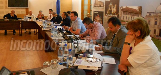 consiliul municipal