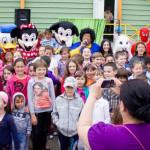 DÂMBOVIŢA: Primăria Titu le-a organizat copiilor o întâlnire cu person...