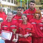 SUCCES: Echipa Crucii Roşii Dâmboviţa a câştigat etapa zonală a concur...
