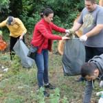 """MOBILIZARE: Jandarmii s-au alăturat acţiunii de ecologizare """"Let's do ..."""