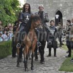 DÂMBOVIŢA: Festivalul Medieval Dracula retrezeşte Târgoviştea la viaţă...