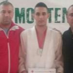 JUDO: Ştefan Ghinescu a devenit vicecampion balcanic