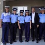 IALOMIŢA: Poliţiştii din Moldoveni s-au mutat în casă nouă!