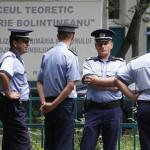 MĂSURĂ: Peste 3.000 de poliţişti au fost mobilizaţi pentru examentul d...