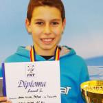 TENIS: Radu Papoe şi-a adjudecat Circuitul Naţional FRT – Cupa ATH