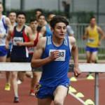 ATLETISM: Cristian Stoean, medaliat cu aur şi bronz la Naţionalele Şco...