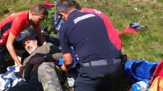 accident ATV Bucegi