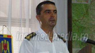 """Comandantul Batalionului 114 Tancuri """"Petru Cercel"""" Târgovişte – lt. col.ing. dr. Sorinel Enache"""