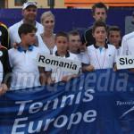 România, duel cu Ungaria în primul meci din preliminariile Tennis Euro...