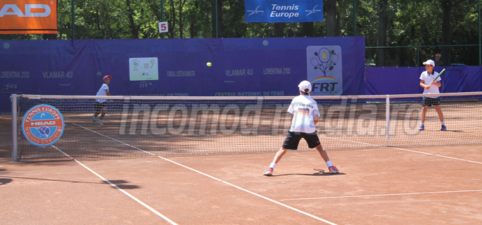 tenis U12 Romania 2