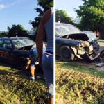 DÂMBOVIŢA: Cinci oameni răniţi într-un accident de circulaţie la Răcar...