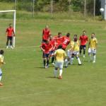 FOTBAL: FC Aninoasa s-a impus la scor în amicalul cu Atletic Fieni