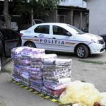 IALOMIŢA: Comerciant ambulant, prins cu facturi fiscale false