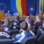 PREVENIRE: Poliţiştii din Călăraşi, discuţii interactive cu motocicliş...