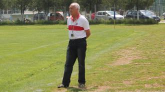 Haralambie Becheanu - antrenor FC Aninoasa