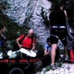 ARGEŞ: Turist rănit, salvat din Masivul Piatra Craiului