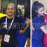 LUPTE: Maria Cioclea, medaliată cu argint la Campionatul European