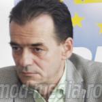 DECIZIE: Ludovic Orban candidează pentru şefia PNL