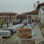 NEMULŢUMIRE: Constructorii de la Paltul Brâncovenesc de la Potlogi nu ...