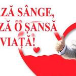 INIŢIATIVĂ: 50 de angajaţi din Răcari donează sânge, donează o şansă l...