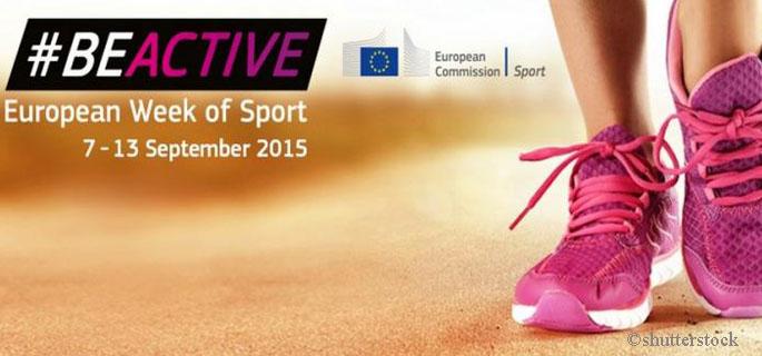 saptamana europeana a sportului k