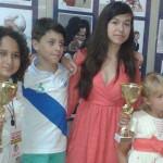 DÂMBOVIŢA: Vară de poveste şi cu premii multe pentru