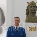 TALENT: Zoltan Franzen, jandarmul care dă viaţă lemnului