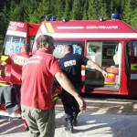 DÂMBOVIŢA: La un pas de moarte după ce s-a accidentat în Bucegi şi n-a...