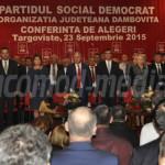 ALEGERI: Toţi parlamentarii s-au retras din conducerea PSD Dâmboviţa