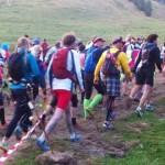 CONCURS: Zeci de persoane au alergat în Munţii Bucegi, până la Vârful ...