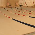 ATENŢIE! Lucrări de igienizare la bazinul de înot din Târgovişte