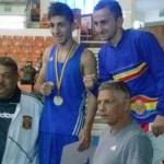BOX: Florin Bujor, medaliat cu argint la Campionatul Naţional de senio...