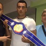 BOX: Cătălin Cristea, din nou campion al României!