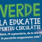 CAMPANIE: Lidl şi Poliţia Rutieră îi învaţă pe copii să fie pietoni ex...
