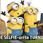 CONCURS: Fă-ţi selfie la Turnul Chindiei şi poţi câştiga 500 de lei!